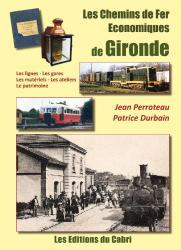 Les chemins de Fer économiques de Gironde (couverture)